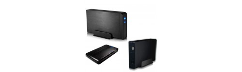 External Drives and Enclosures