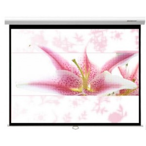 133in Screen Wall/Ceiling Mounted, 4:3, 2707X2030