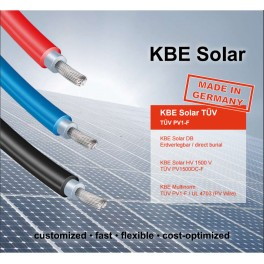 6mm Solar Cable   500M