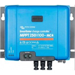 Victron SmartSolar MPPT 250/100-MC4 (12/24/36/48V-100A)