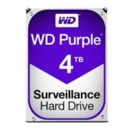 Western Digital Purple Surveillance Hard Drive 4TB- WD40PURZ
