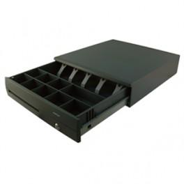 Posiflex Kick Cash Drawer Black - CR4100BK