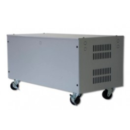 RCT BATTERY CABINET FOR 4 X 100AH LEAD ACID BATTERIES ( Wheels Not Included)