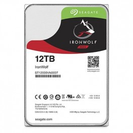 Seagate IronWolf 12TB NAS type drive 3.5in - ST12000VN0008