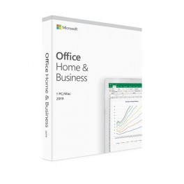Microsoft Office Home & Business 2019 T5D-03346