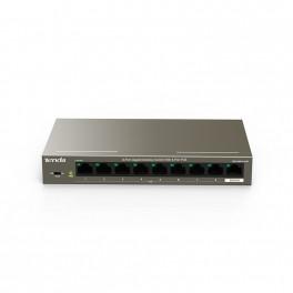 Tenda 9xGE Desktop Switch 8x 802.3af/at PoE - TEG1109P-8-102W