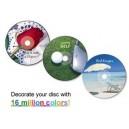 Intellistor Pro Select DVD-R 16x Inkjet -100